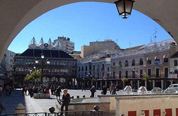 Biluthyrning Ciudad Real