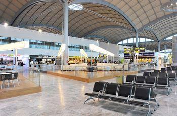 Biluthyrning Alicante Flygplats