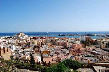 Biluthyrning Almeria