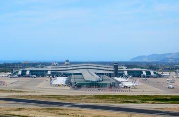 Billeje Barcelona Lufthavn
