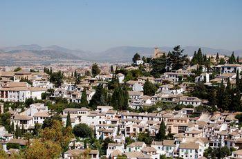 Biluthyrning Granada