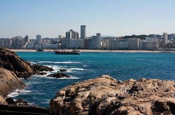Biluthyrning La Coruña