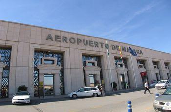 Vuokra Auto Malaga lentokenttä