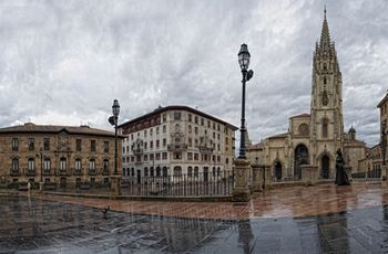 Autoverhuur Oviedo