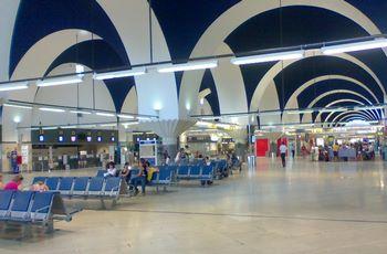 Billeje Sevilla Lufthavn