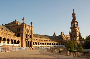 Biluthyrning Sevilla